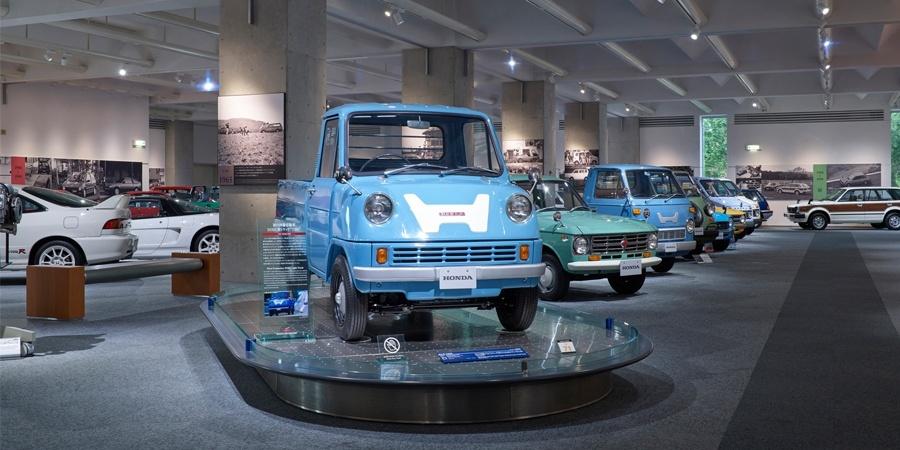 Honda tarihine damga vuran modellere özel sanal tur