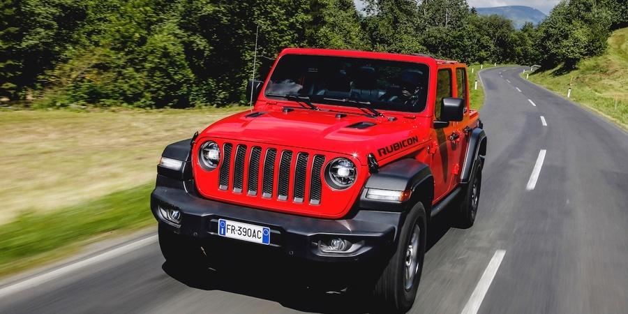 Yeni Jeep Wrangler Rubicon Türkiye'de!