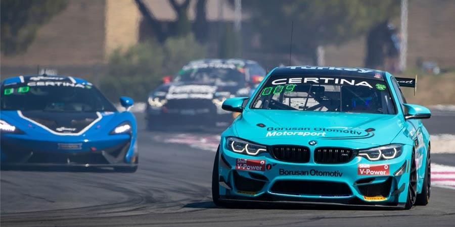 Borusan Otomotiv Motorsport Türkiye'nin tanıtımına tüm hızıyla devam ediyor