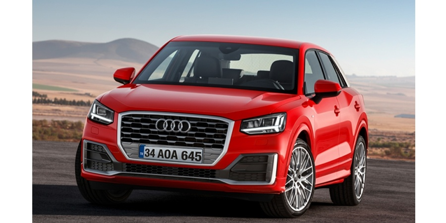 Audi'den temassız teslimat!