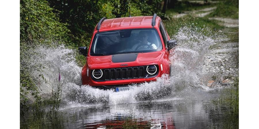 Jeep, Almanya'da ödülleri topladı!