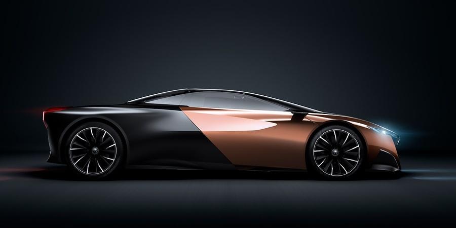 Konsept otomobiller Peugeot'nun DNA'sını besliyor