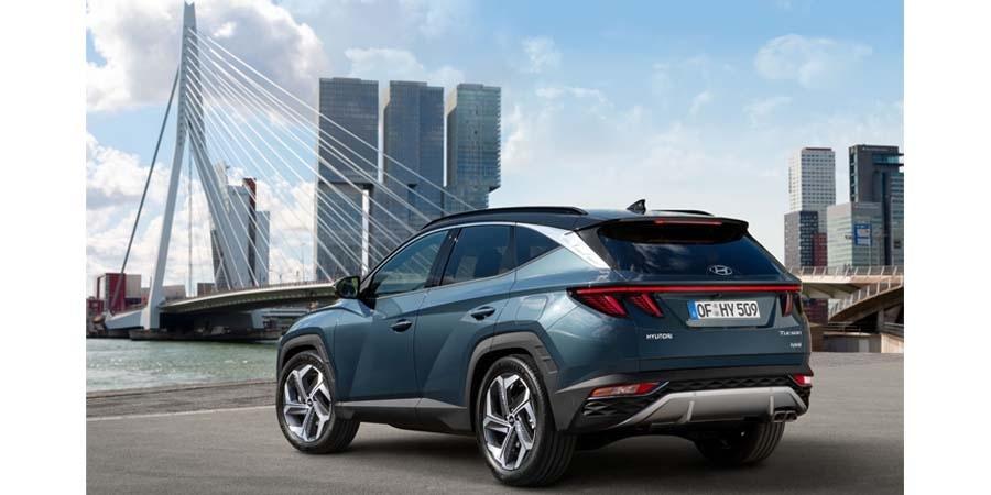Hyundai teknoloji harikası yeni Tucson'u sunar