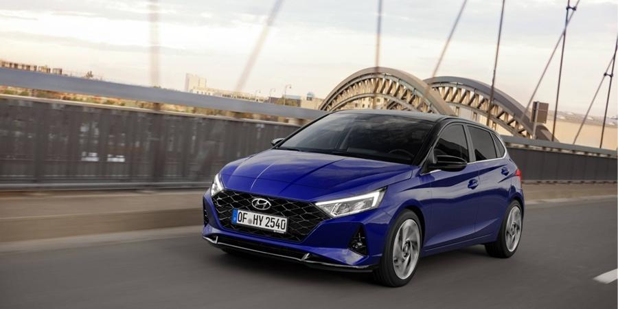 Hyundai yeni i20 heyecan katmaya geliyor