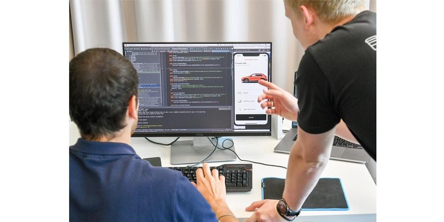Audi'nin ilk Yazılım Geliştirme Merkezi (SDC), hizmete girdi