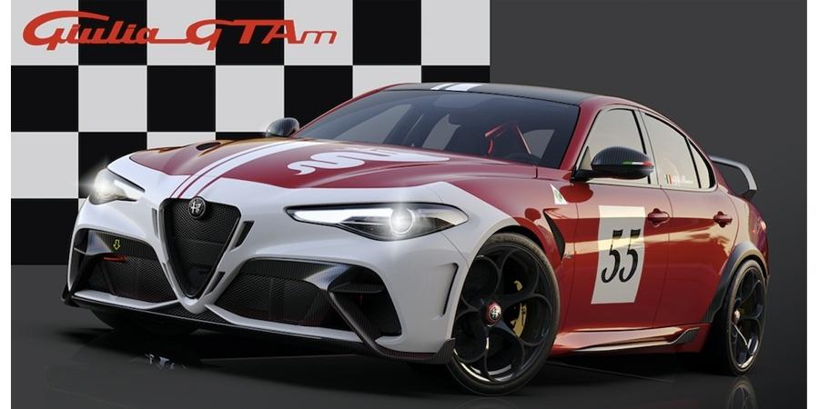 Räikkönen ve Giovinazzi yeni Alfa Romeo Giulia GTA'yı test etti!