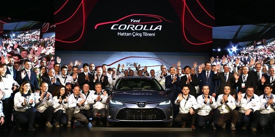 Sakaryalı yeni Toyota Corolla'ya Euroncap'ten 5 yıldız!