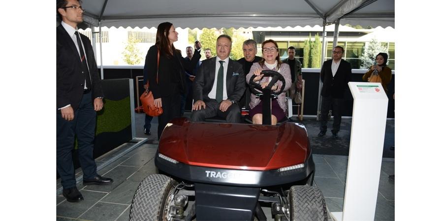 TRAGGER T-Car'a Design Turkey'de İyi Tasarım Ödülü