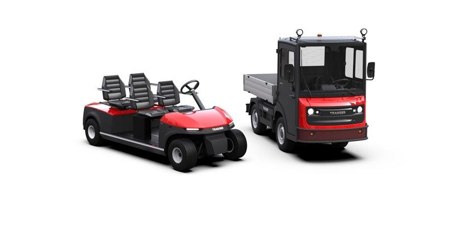TRAGGER, Tasarım Ödüllü T-Car ile  ANFAŞ Fuarı'nda