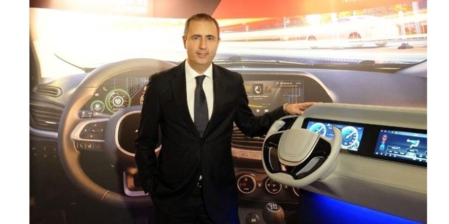 Yerli otomobile yerli multimedya sistem