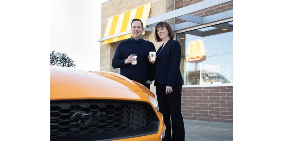 Ford, McDonald's'ın kahve atıklarından otomobil parçası üretecek