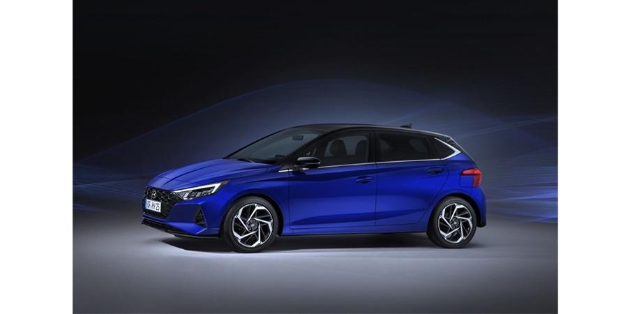 Hyundai i20: etkileyici tasarım ileri teknolojiyle buluşuyor
