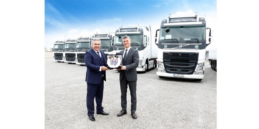Volvo Trucks yeni filolarla büyüyor