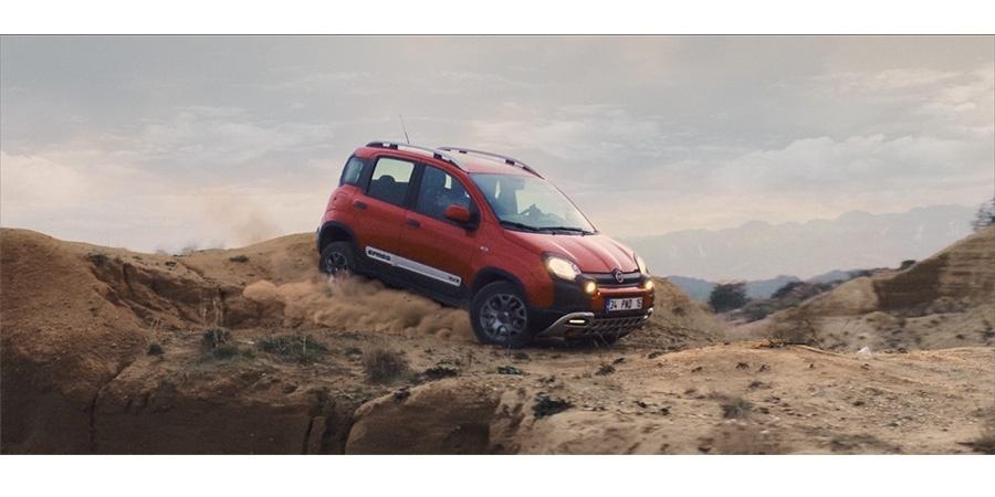 En ulaşılabilir dört çeker SUV: Fiat Panda Cross 4x4 Türkiye'de