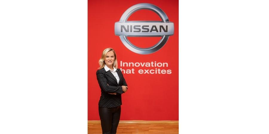 Nissan Türkiye'nin yeni Kurumsal İletişim Müdürü Saadet Alpago oldu