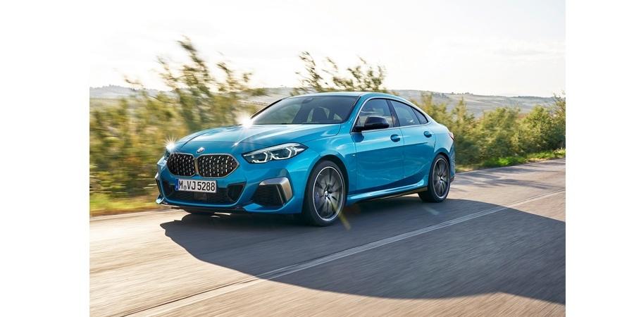 BMW 2 Serisi Gran Coupé ilk olarak İstanbul, İzmir ve Ankara'da Sergileniyor