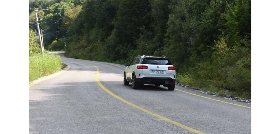 Yeni Citroën C5 Aircross Suv; Comfort Class SUV