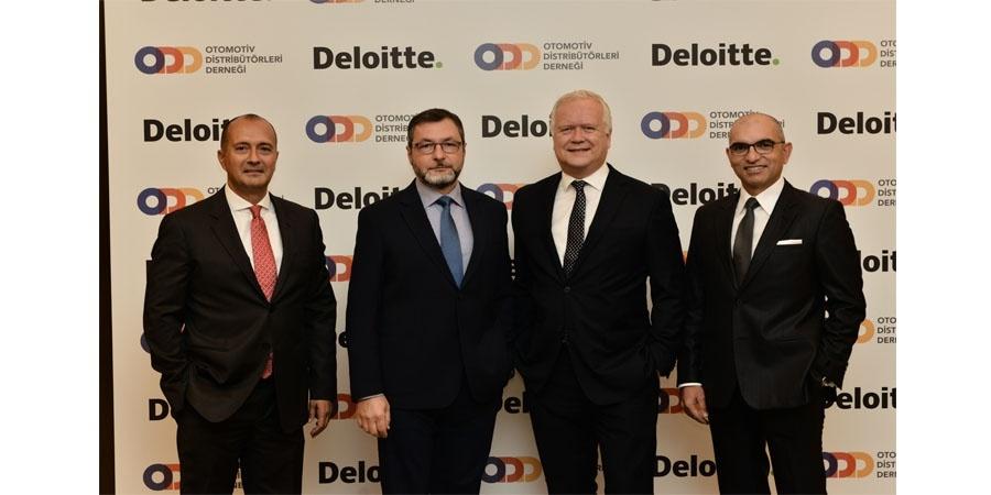 Deloitte & ODD Türkiye Otomotiv Tüketicileri Araştırması: İleri araç teknolojileri