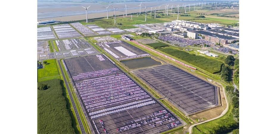 Volkswagen fabrikalarında yeşil elektrik kullanımını artırıyor
