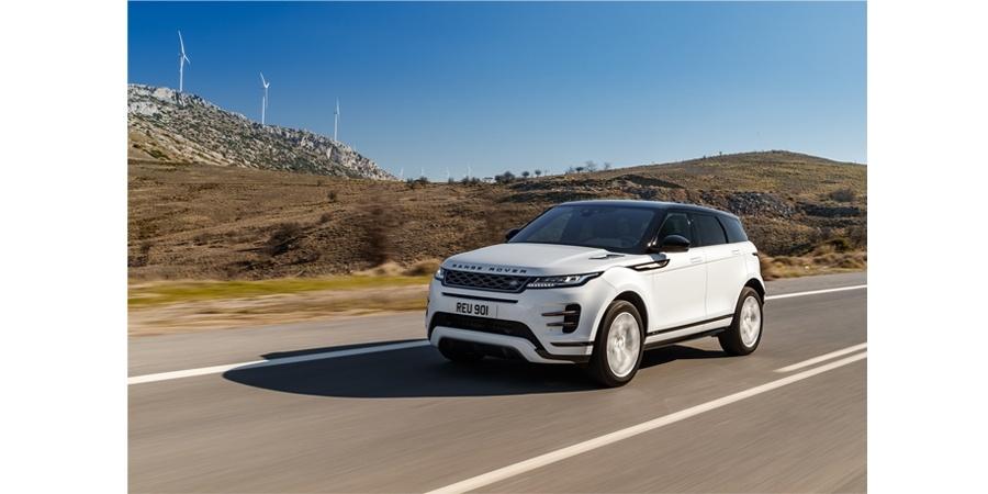 Yeni Range Rover Evoque: Avrupa'nın en iyi kompakt SUV'u