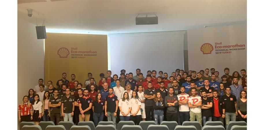 Türk takımlarından, 2020'deki Shell Eco-marathon'a iddialı başlangıç