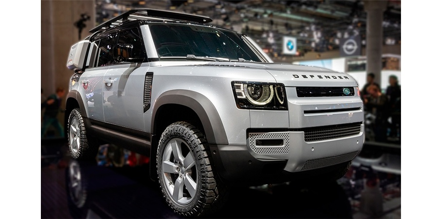 Yeni Land Rover Defender'ın fren balataları Delphi Technologies'ten