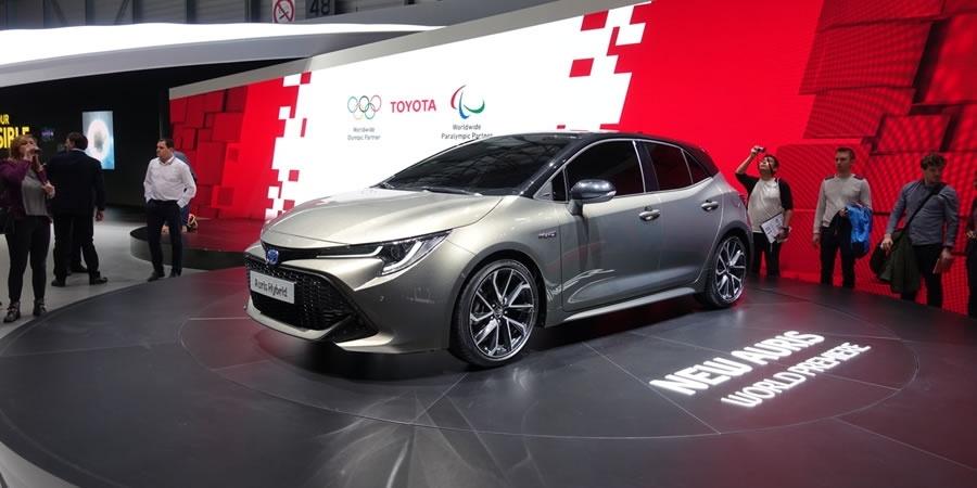 Toyota'nin spor modeli SUPRA geri dönüyor