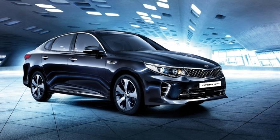Yeni Kia Sportage ve Kia Optima Dünya Otomotiv Sahnesine Çıktı