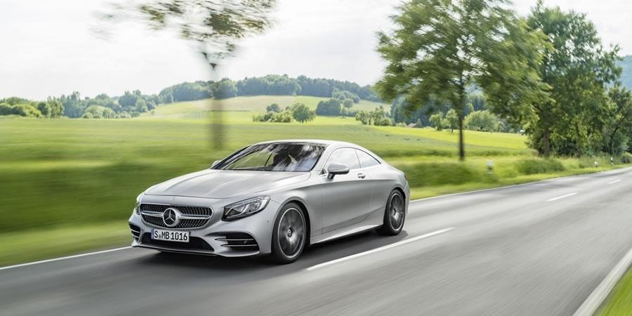 Mercedes-Benz yepyeni modelleri ile Cenevre Otomobil Fuarı'nda