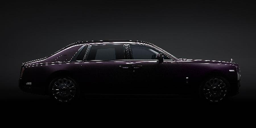 Rolls-Royce'un ''Yeni Phantom'' Dönemi Başladı