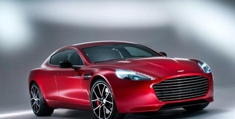 Yeni Aston Martin Rapide S