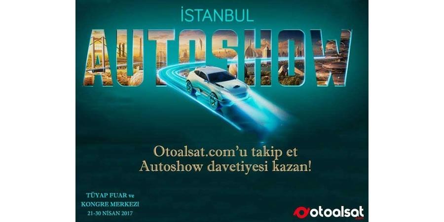 Autoshow için davetiye kazanma şansı yakalayın!