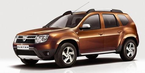Dacia yükselişte