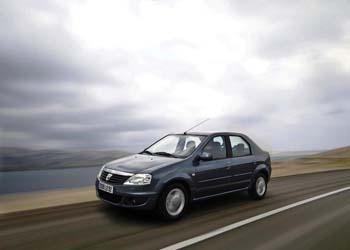 Dacia'dan otopark hizmeti...