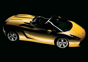 Lamborghini ve Uma Thurman