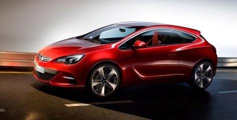 Opel Astra veda ediyor