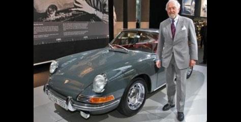 Porsche 911'in mucidi hayatını kaybetti