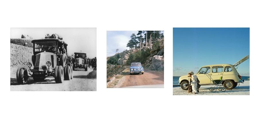 İlklerin markası Renault 120. yılını kutluyor