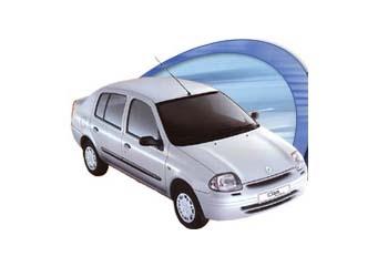 Yeni Clio Symbol, yeni tasarımla geliyor
