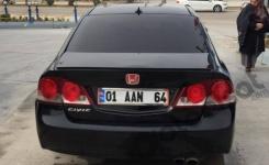 2008 Model Honda Civic 1.6 Dream