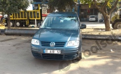 Volkswagen Caddy 2011 model 1.9 TDİ