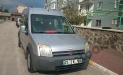 155 Bin de Ford Tourneo Connect