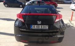 Honda Civic HB 1.6 i-DTEC Dizel - Honda Garantisi devam ediyor