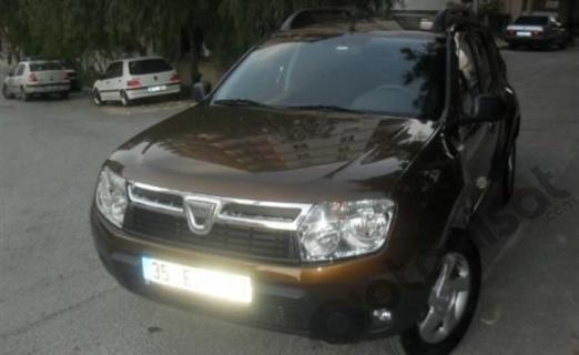 Dacia Duster 1.5 dCi 110 HP 4x4 Laureate