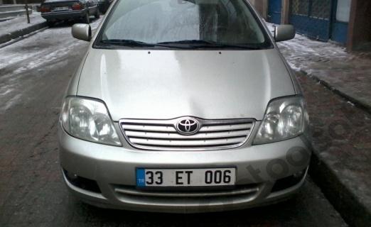 2005 Corolla 1.6 Sol ( Pelt Kayıtlı )