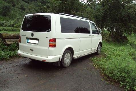 Volkswagen Transporter T5 VIP Volkswagen/Transporter/Camlı Van 2.0