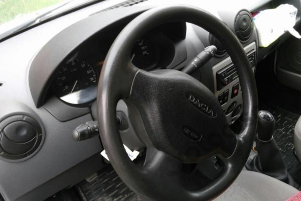 2011 model dacia logan 20000 km de