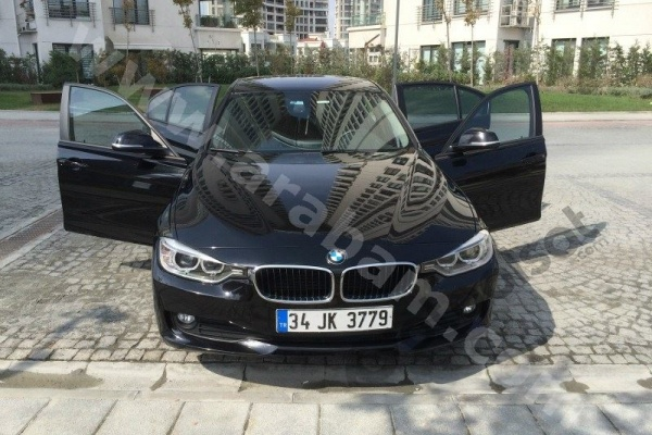 BMW 320D 2012 Model F30 Yeni Kasa TECH-COMFORT-ISIK PAKET