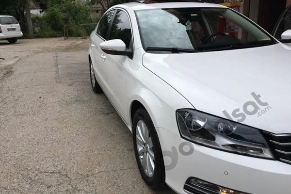2014 MODEL DEĞİŞENSİZ HASARSIZ VW PASSAT 1.6 COMFORLİNE