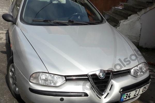 2001 MODEL ALFA ROMEO 156 TS.SPARK 1.6 MOTOR